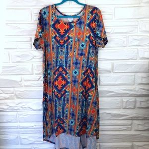 2XL LuLaRoe Carly dress